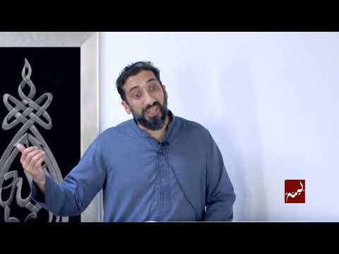 Straight Talk - Nouman Ali Khan
