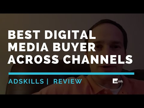 """I Wanted To Be The Absolute Best Digital Media Buyer Across Channels That I Could Be"""