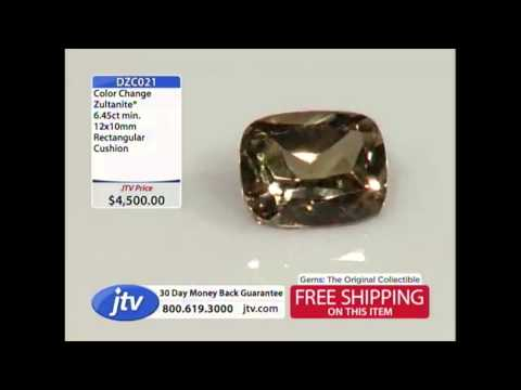 Zultanite® - 6.45ct Rectangular Cushion