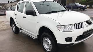 2014 L200 2.5DiD Life Double Cab 4x4 Review