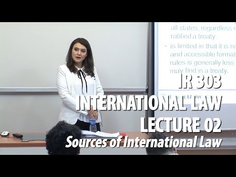 ir-303---lec02---sources-of-international-law