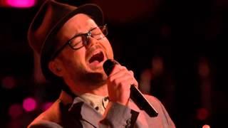 Josh Kaufman 'It Will Rain' The Voice Highlight