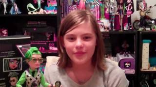 Monster High Deuce Gorgon Dawn of the Dance Review!!