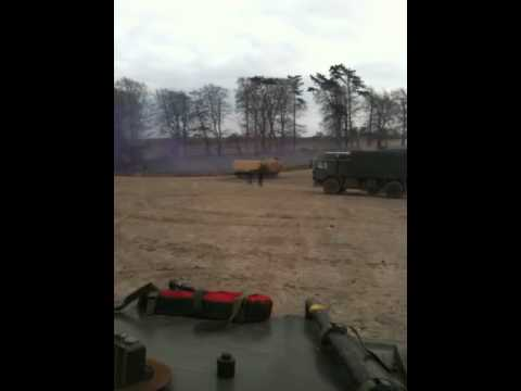 GMLRS practices for op tour