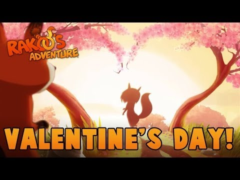 Rakoo's Adventure - Mobile / Tablet - Happy Valentine's Day! (English Trailer)