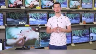 видео Определить диагональ телевизора (монитора)