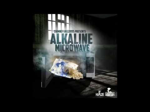 Alkaline microwave