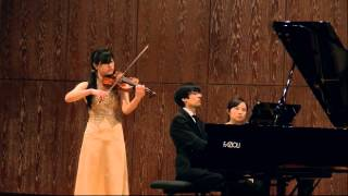 Beethovan: sonata No. 5 in F major, op. 24 (1/4) (Sheng-Ching Hsu)