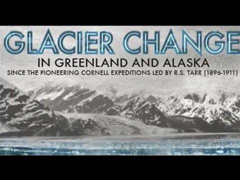 Glacier Change in Greenland & Alaska: Prof Matt Pritchard (November 2015)