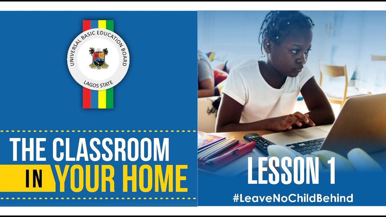 Download LASUBEB CLASSROOM IN YOUR HOME LESSON 1