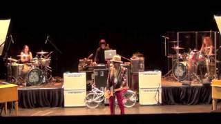 Billy Gibbons and the BFG's @ The Wilbur Theater Boston, 2-3-16 TREAT HER RIGHT