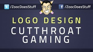 Zooc's Logo Designs - Cutthroat Gaming