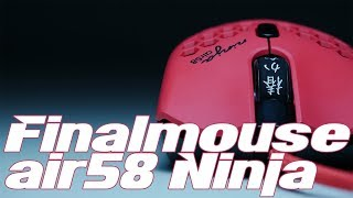 Finalmouse Air58 Ninja Review - Worth It??