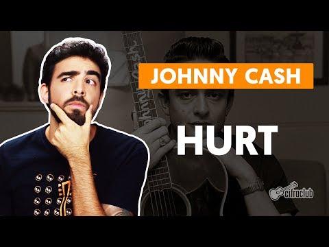 HURT - Johnny Cash  Como tocar no violão