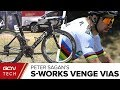 Peter Sagan's S-Works Venge Vias | Tour Down Under 2018