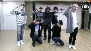 bts war of hormone dance practice Mp4 HD Video WapWon