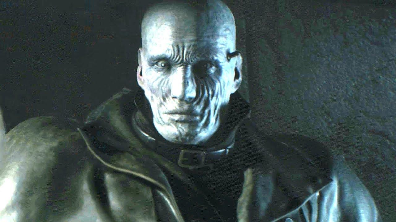 Resident Evil 2 Remake Leon A Walkthrough Part 7 Tyrant Mr X