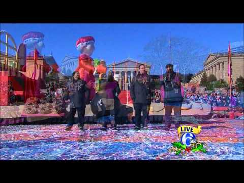 2012 Philly Thanksgiving Day Parade: Part 3
