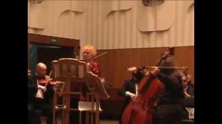 Tangos for solo violin and strings - Dora Schwarzberg /Jorge A. Bosso