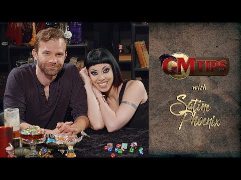 Know Your Audience w Liam O'Brien GM Tips with Satine Phoenix