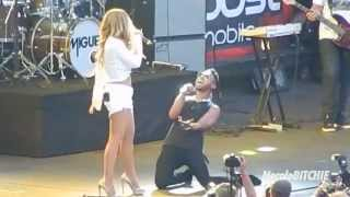 Miguel And Mariah Carey Perform Beautiful At Summer Jam XX