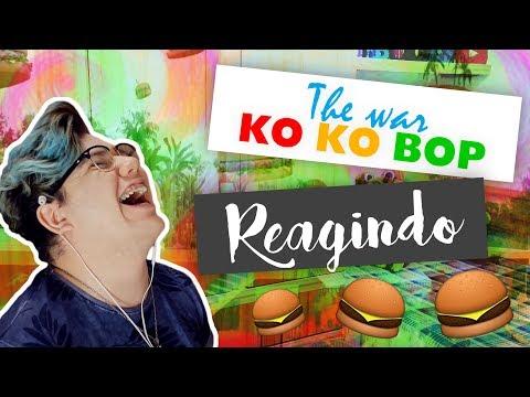 EXO - KO KO BOP (REACTION BR) | REAGINDO À KPOP | EV Castro