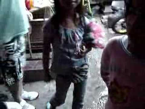 Veitnamese Street Merchant Kids in Thailand