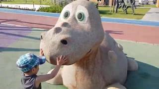 Berat Ve Buğra Tatilde Büyük Oyun Parkı Buldu