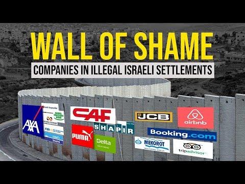 Profiteering From War-Crime? UN Shames 112 Companies