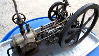 moteur a vapeur de gilles