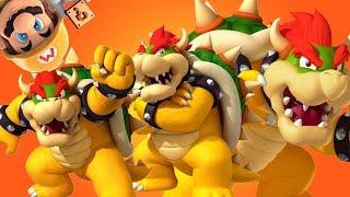 EL FINAL DE MARIO WORLD | Super Mario Maker