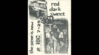 Red Dark Sweet - Mrs. Hanson/What