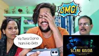 PARENTS REACTION ON MY NEW SONG😱😍 **SHOCKING**