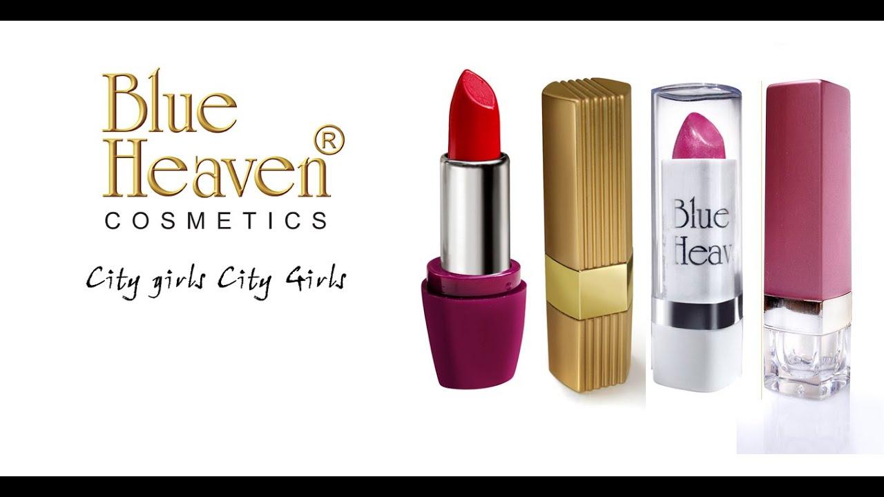 Blue Heaven Matte Lipstick Shade Card | Lipstutorial.org