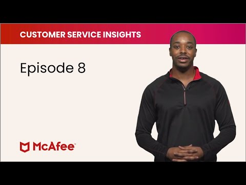McAfee Consumer Support Update November 2019