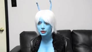 Trek Radio interviews.....Courtney Peldon of Star Trek Renegades