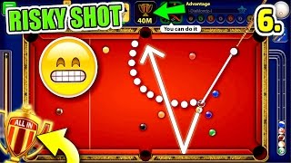MONACO ALL-IN 40M - Road to 1 Billion Coins - BEST GET OUT OF JAIL SHOT EVER! - Miniclip 8 Ball Pool