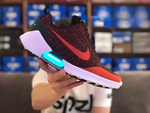 Nike Hyperadapt 1.0 | AIR MAX 1 CURRY and Watermelon??? | More cups???