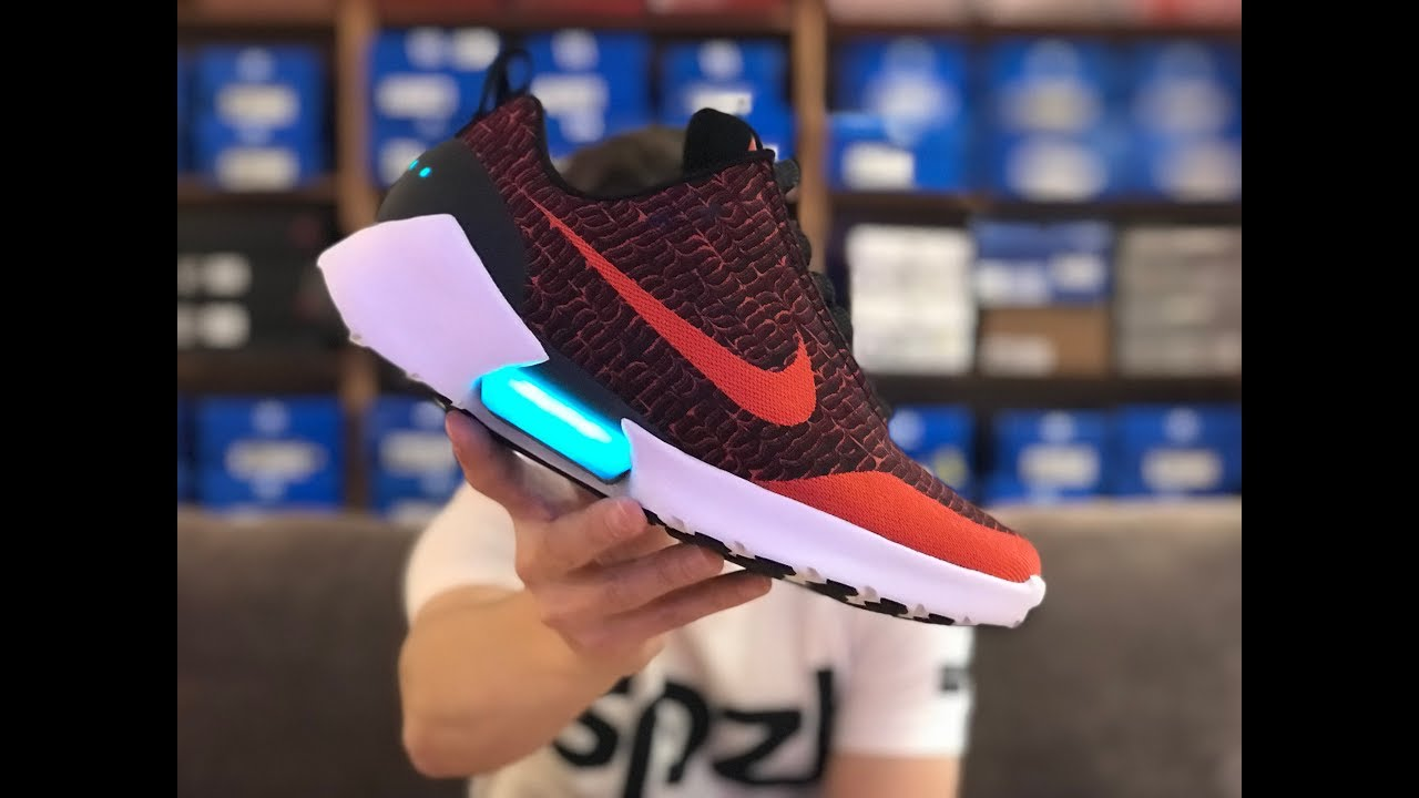 on sale f662b 0274f Nike Hyperadapt 1.0  AIR MAX 1 CURRY and Watermelon  More cups