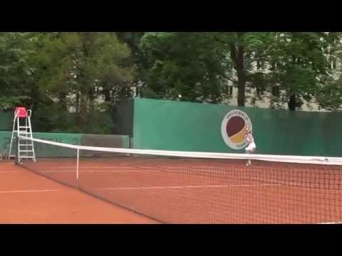 Tennis in Berlin Grunewald T.C.