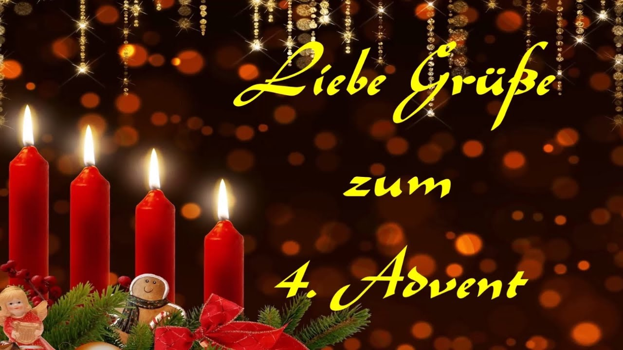 Video Zum 4 Advent