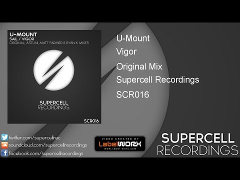 U - Mount - Vigor (Original Mix)