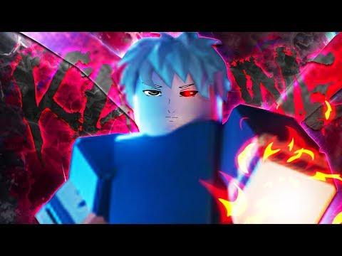 Awakening My KAGUNE In Anime Fighting Simulator Roblox