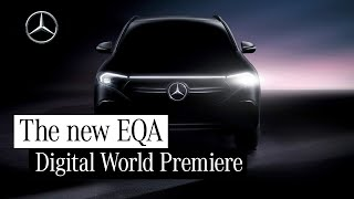 Digital World Premiere of the New EQA