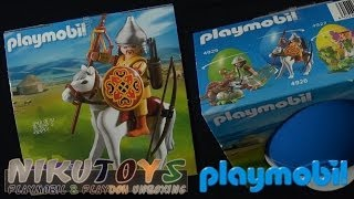 Playmobil - Surprise Egg - Mongol Warrior / Soldier (Mongolischer Krieger)