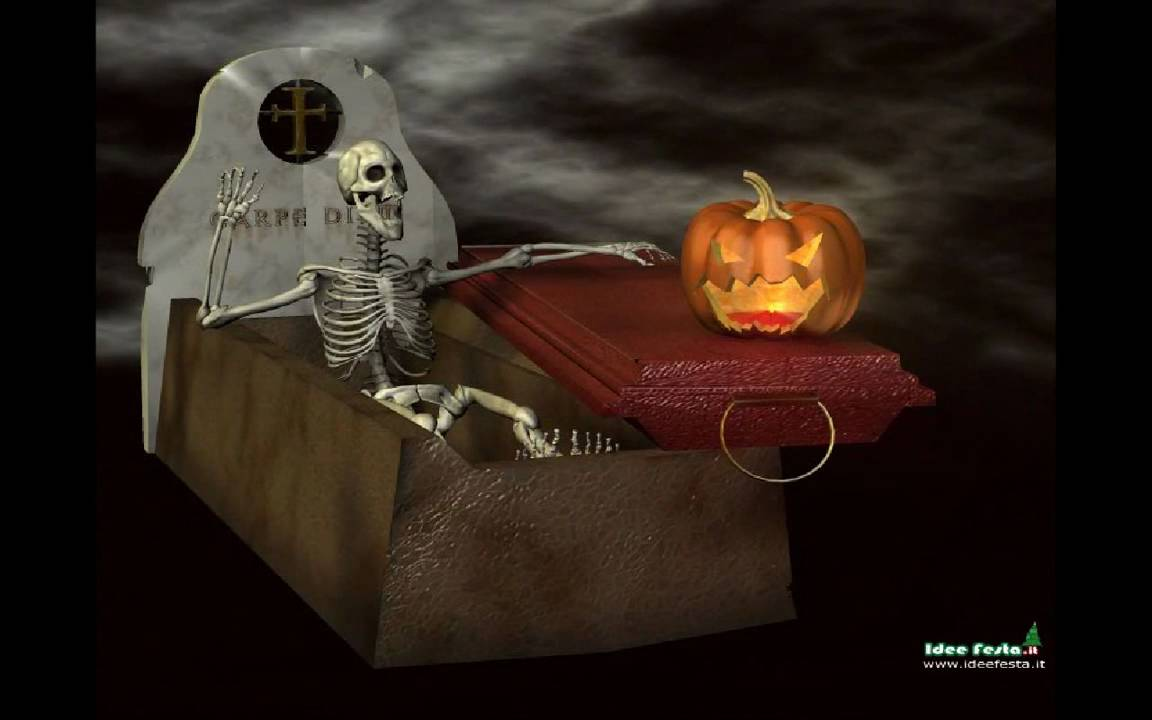 Festa Halloween Idee.Idee Festa 3d Halloween Screensaver La Tomba