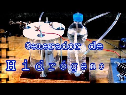 Generador de hidrógeno (PASO A PASO DETALLADO )