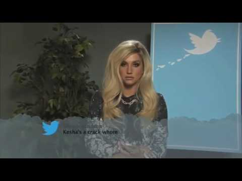 Celebrities Read Mean Tweets Female Edition