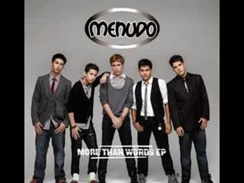 Lost-Menudo (w/ lyrics)