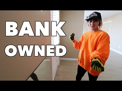 FORECLOSURE TRASH OUT - Bank Owned House!